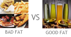 Which fat is bad